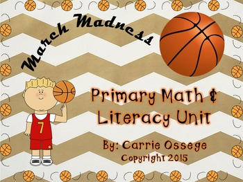 March Madness Primary Growing Bundle