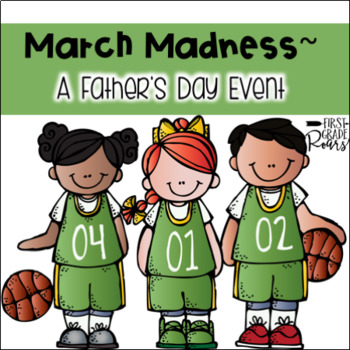 """March """"Dad""""ness ~ A """"SLAM DUNK""""  Father's Day Event"""