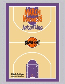 March Madness Activities