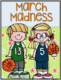 March Madness....Activities for the Primary Child!
