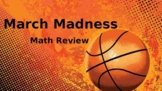 March Madness Addition and Subtraction Review