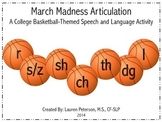 March Madness Articulation