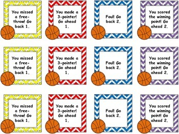 March Madness Basketball Bracket Game- For Articulation or Reinforcer