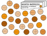 March Madness Speech-Language Dabber Cards