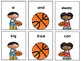 March Madness Basketball Pre-Primer Dolch Game