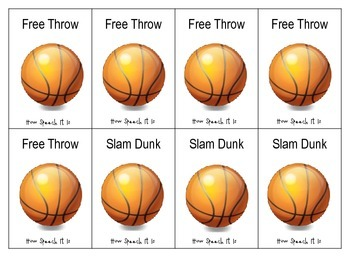 March Madness: Basketball Reinforcer