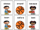 March Madness Basketball Second Grade Dolch Sight Words Game
