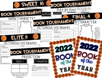 March Madness Book Tournament