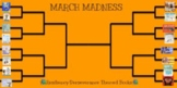 March Madness Book Tournament  *Distance Learning or In Person Learning!*