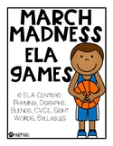 March Madness ELA Bundle