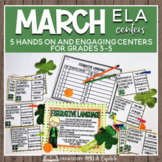 March Madness {ELA Centers}