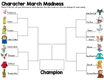 March Madness FULL PACKET