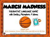 March Madness Figurative Language Game