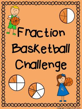 Fraction Basketball Challenge