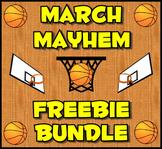 March Mayhem Freebie Bundle