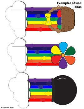 March Madness! How to make a Rainbow!