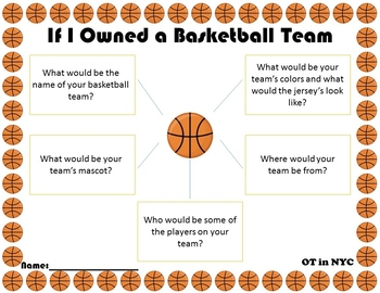 March Madness - If I Owned A Basketball Team