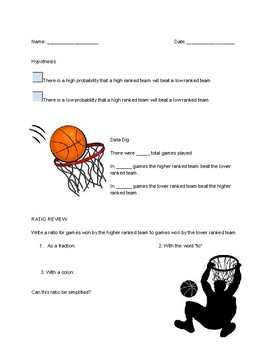 March Madness - Introduction to Probability