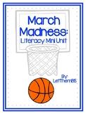 March Madness: Literacy Mini Unit