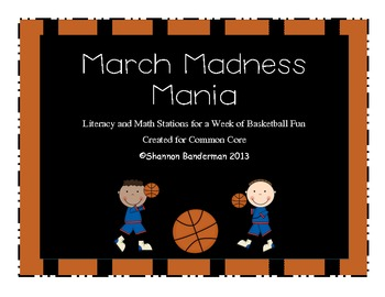 March Madness Mania is Here!!!!!