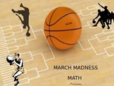 March Madness Math 5th Grade