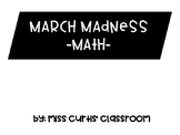 March Madness Math Game!