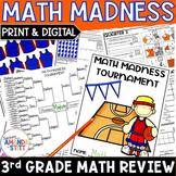 Math Review Packet | 3rd Grade