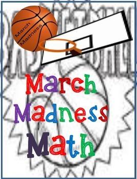 March Madness Math Mega Bundle