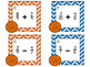 March Math Mayhem Basketball-Themed Review Centers