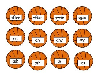 March Madness Math and Reading Pack