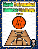 March Mathematical Madness Challenge 2017