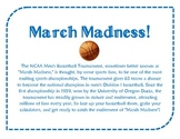 March Madness Mathematics