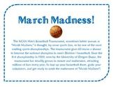 March Madness Mathematics