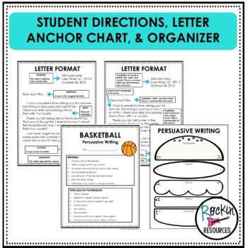 BASKETBALL Persuasive Writing