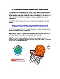 March Madness Physical Education Lesson Ideas