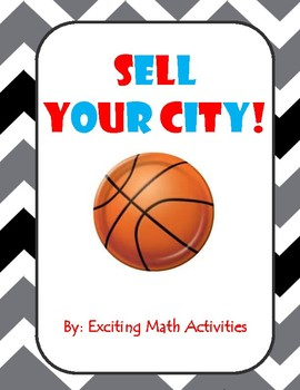 """Sell Your City"" Project"