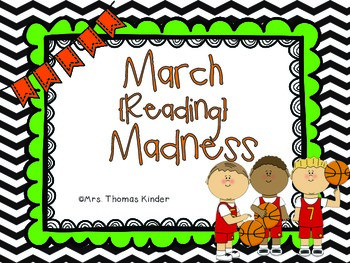 March Madness {Reading}