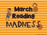 March Madness Reading Activity