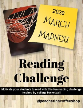 March Madness Reading Challenge 2019