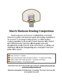 March Madness Reading Competition