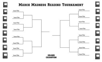 March Madness Reading Tournament