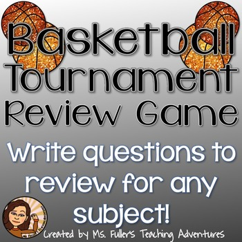 College Basketball Tournament Style Review Game