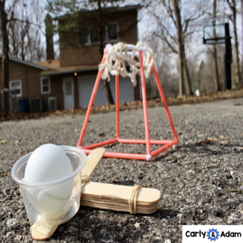 March Madness STEM Challenge: Basketball Shooter - NGSS Aligned