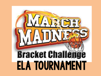 March Madness Style Famous Figures Competition (ELA)