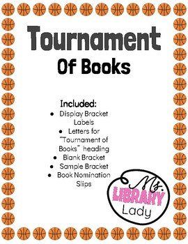 March Madness: Tournament of Books