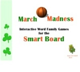 March Madness Word Families