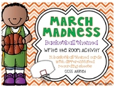 March Madness Write the Room!