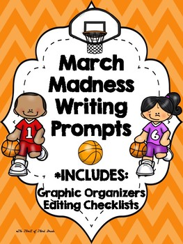 March Madness Writing