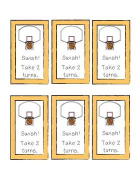 Basketball Blast a CVC and CVCe Phonics Game