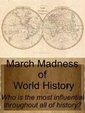 March Madness of World History
